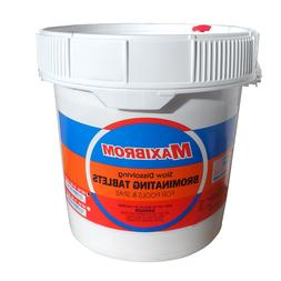 Slow Dissolving Bromine Mini Tablets For Hot Tubs & Spas 10