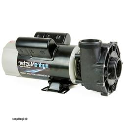 """2 HP HydroMaster Hot Tub Spa Pump 2"""" in/out 48-Frame 2-Speed"""