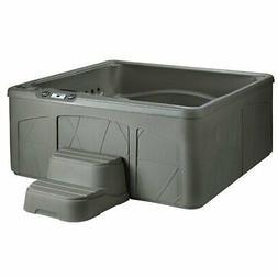 LifeSmart 2 Step Non Slip Rectangle Square Spa Hot Tub Strai