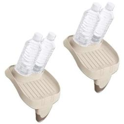 2pc Hot Tub Drink Holder Cup Beverage Accessories Pure Spa I