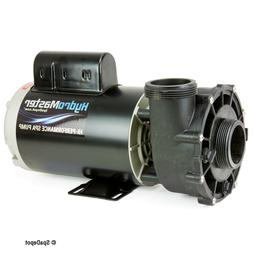 """3 HP HydroMaster Hot Tub Spa Pump 2"""" in/out 56-Frame 2-Speed"""