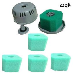 4 Pack Hot Tub&Spa Reusable Washable Foam Sponge Filters Rep