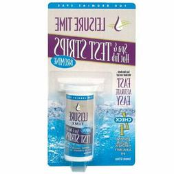 Leisure Time 45005 Test Strips Bromine Spa and Hot Tub