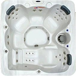Home and Garden Spas LPILAG40 5 Person 51 Jet Spa with Stain