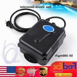 50-300mg/h Spa Hot Tub Pool Ozone Generator Ozonator Replace