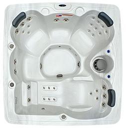 51 jet hot tub spa hg51 w