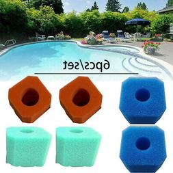 6X Hot Tub/Spa Filter Washable Reusable Fits For S1 V1 Type