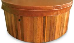 """78"""" ROUND HOT TUB SPA COVER -1LB or 2LB Density, 4x2 or 5x3"""