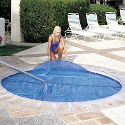 8'x8 Spa & Hot Tub Thermal Solar Blanket Cover- 15 Mil