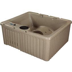 Essential Hot Tubs SS125210300 Newport-14 Jet Hot Tub, Cobbl