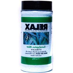 Eucalyptus Mint Aromatherapy Bath Salts -17 Oz– Natural Mi