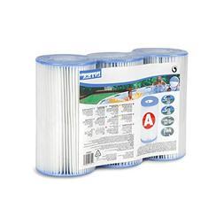 Intex Recreation Corp FBA_29003E Type A Filter Cartridge for