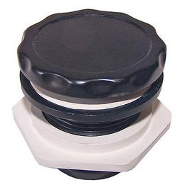 Air Control Valve - Color Black  for Hot Tubs, Spas and Jett