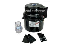 Air Supply Silencer Pool Spa Hot Tub Blower 2 HP 120V 632012