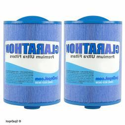 Antimicrobial Hot Tub Filter Cartridges - PWW50-P3-M FC-0359