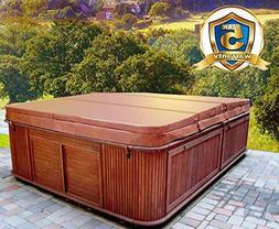"API Spas Newport Spa Cover 5"" Taper Hot Tub Cover"