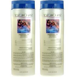 2-Pack Chlorine Dichlor Granules sanitizer shock for Spa, Ho