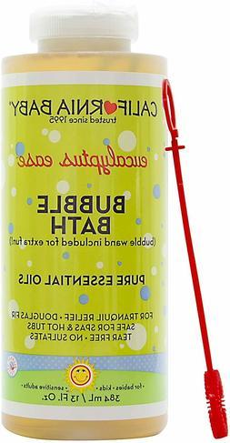 Eucalyptus Bubble Bath | No Tear | Pure Essential Oils for B