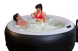 Comfort Line Products EZ Spa Inflatable 4 Person Spa
