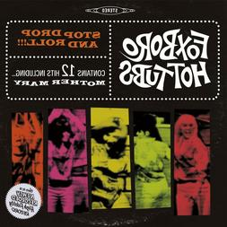 Foxboro Hot Tubs STOP DROP AND ROLL!!! Debut Album LIMITED N