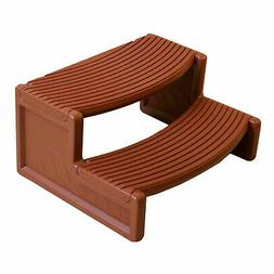 """Confer HS2MR 29""""x23""""x14"""" Handi-Step for Round/Straight Sided"""