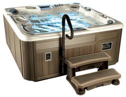 Hot Tub Accessories Safe-T-Rail Black HTCPSTR-BLK / STR-BLK
