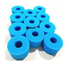 Hot Tub Foam Filters Cartidge Fits for Lay Z spa Vegas Miami