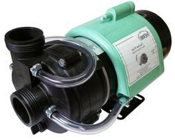 """Hot Tub Pump - 1hp  Ultra Jet 1.5"""" w/ Thermal Wrap Heat Jack"""