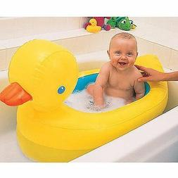 Inflatable Safety Duck Tub Bath Toy Baby Supply Child Play K