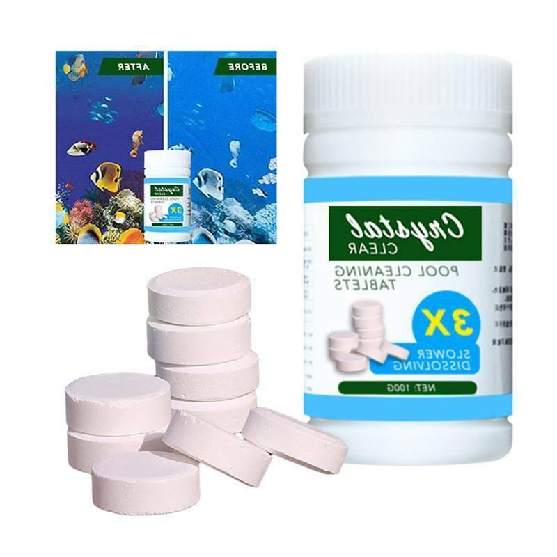 1box/100PCS + Chlorine Tub