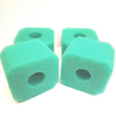 4* V1&S1 Tub+Spa Reusable Washable Sponge Filters New