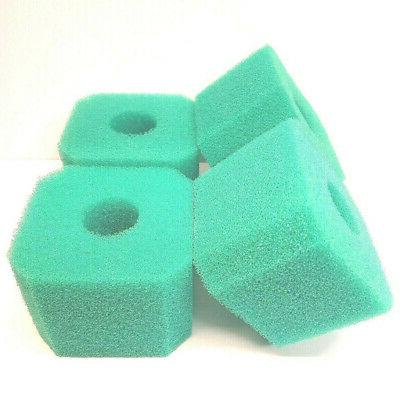 4* Tub+Spa Washable Foam Sponge Filters New