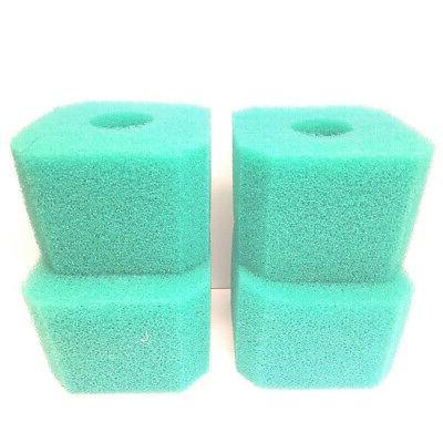 4 Reusable Washable Sponge Filters S1 Parts