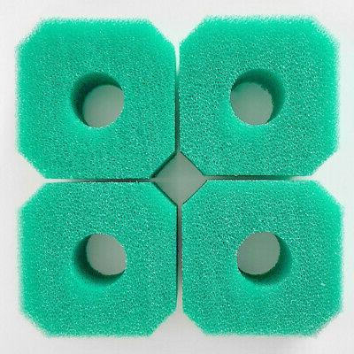4* Tub+Spa Reusable Washable Foam Sponge New