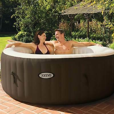 Intex PureSpa Bubble 4 Inflatable Tub Jets