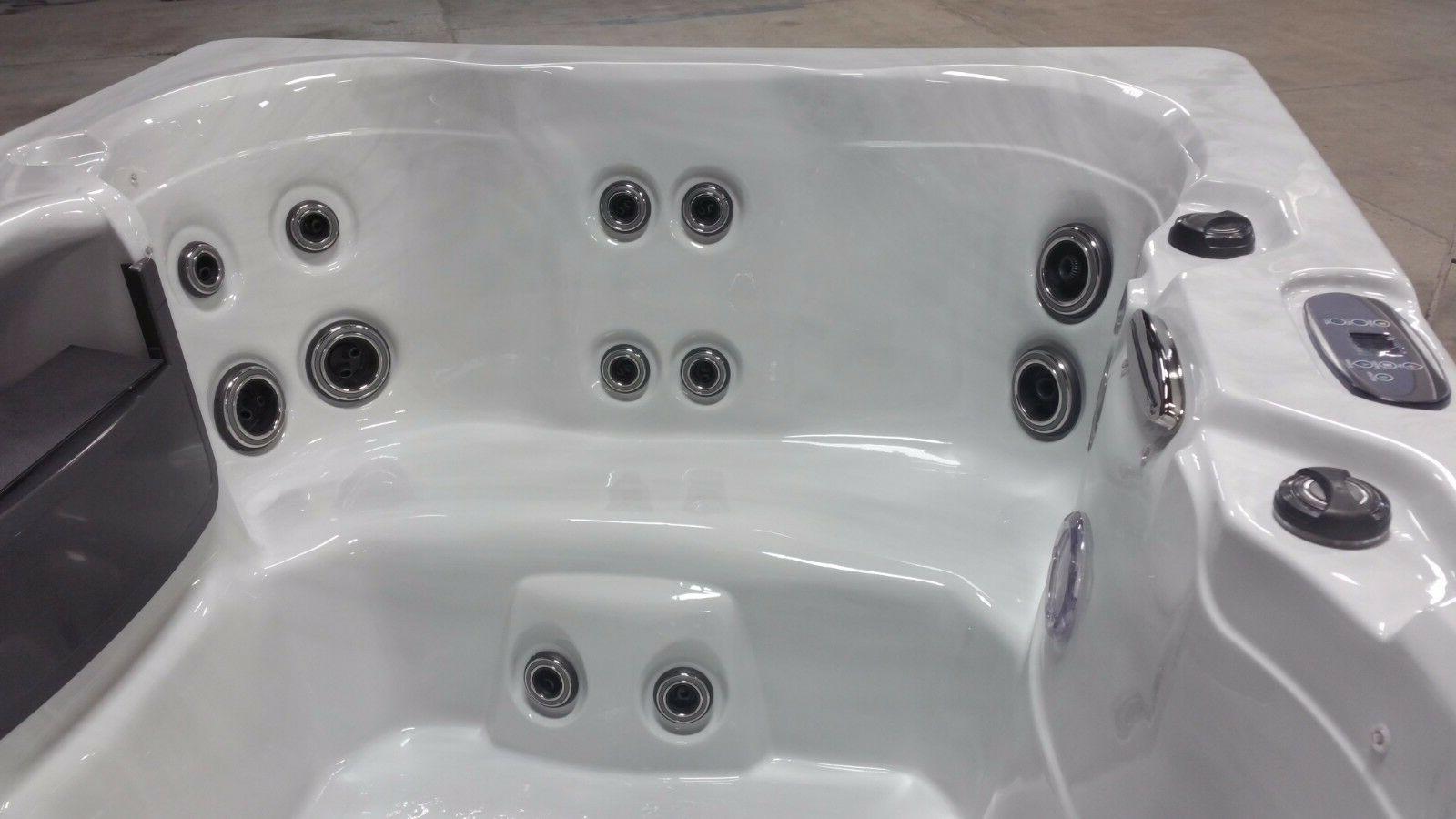 5 Person Whirlpool Spa Tub 23 LED