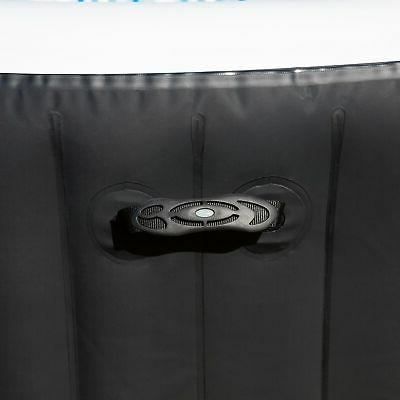 Bestway SaluSpa 4-Person Round Inflatable Hot Tub with