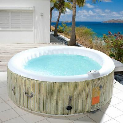 Tub Heated Bubble Massage New