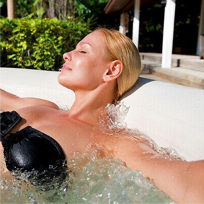 6-Person Hot Tub Portable Spa Jet Leisure