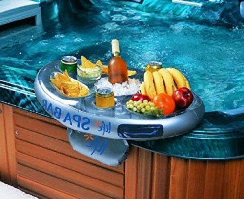 Bar Refreshment Float, Pools Hot Tubs Supplies Patio Lawn Ga