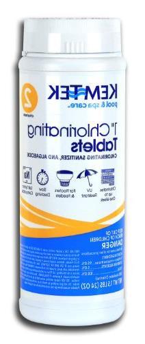 Kem-Tek 2815-6 Chlorinating Tablets 1-Inch Pool and Spa Chem
