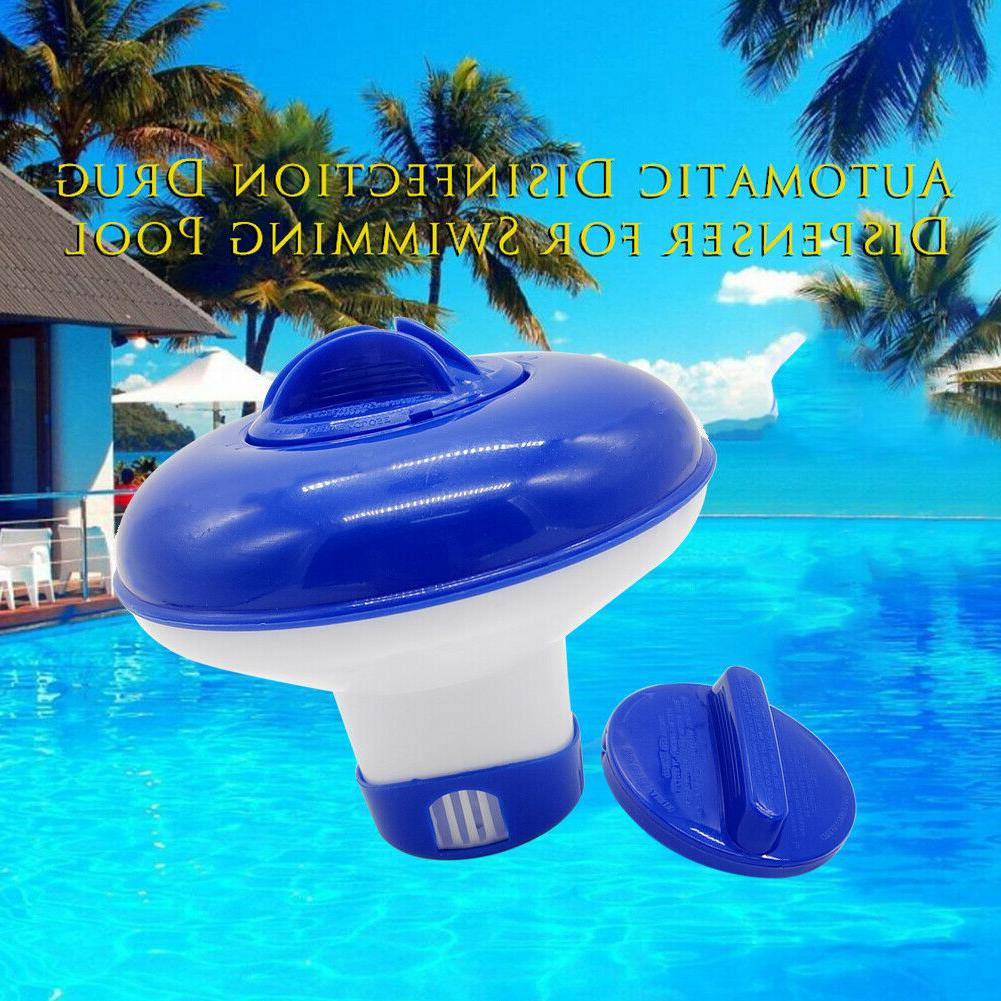"""5"""" Tablets Floating Floater Chlorine Bromine Hot Swimming Pool"""