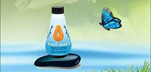 Silk Spa Tub Plumbing Cleaner 8 Oz + Scrub