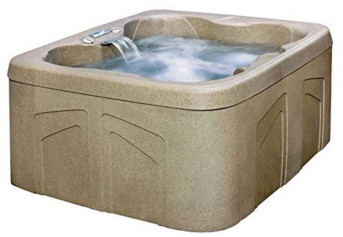 LifeSmart Getaway 4-Person Spa with
