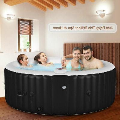 Goplus Portable Inflatable Massage Hot