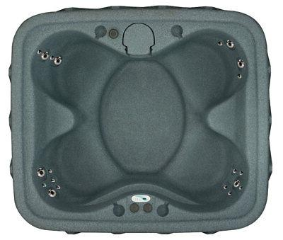 NEW - 4 PERSON HOT TUB - 20 JETS - Plug and Play -2 COLOR OP
