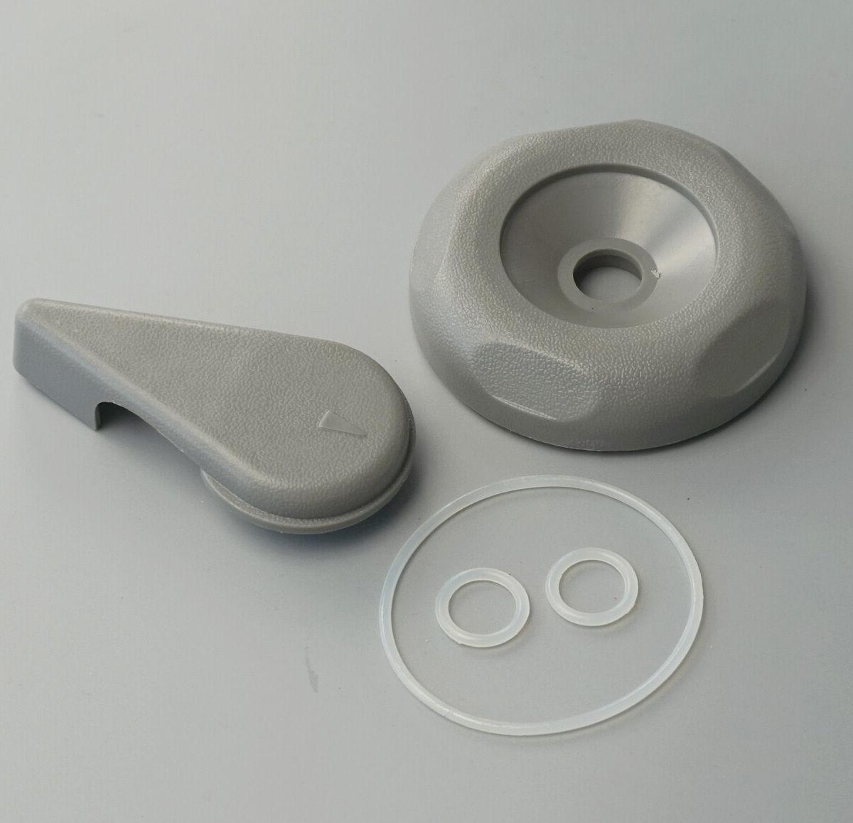 Hot Diverter part O-Rings Handle replace