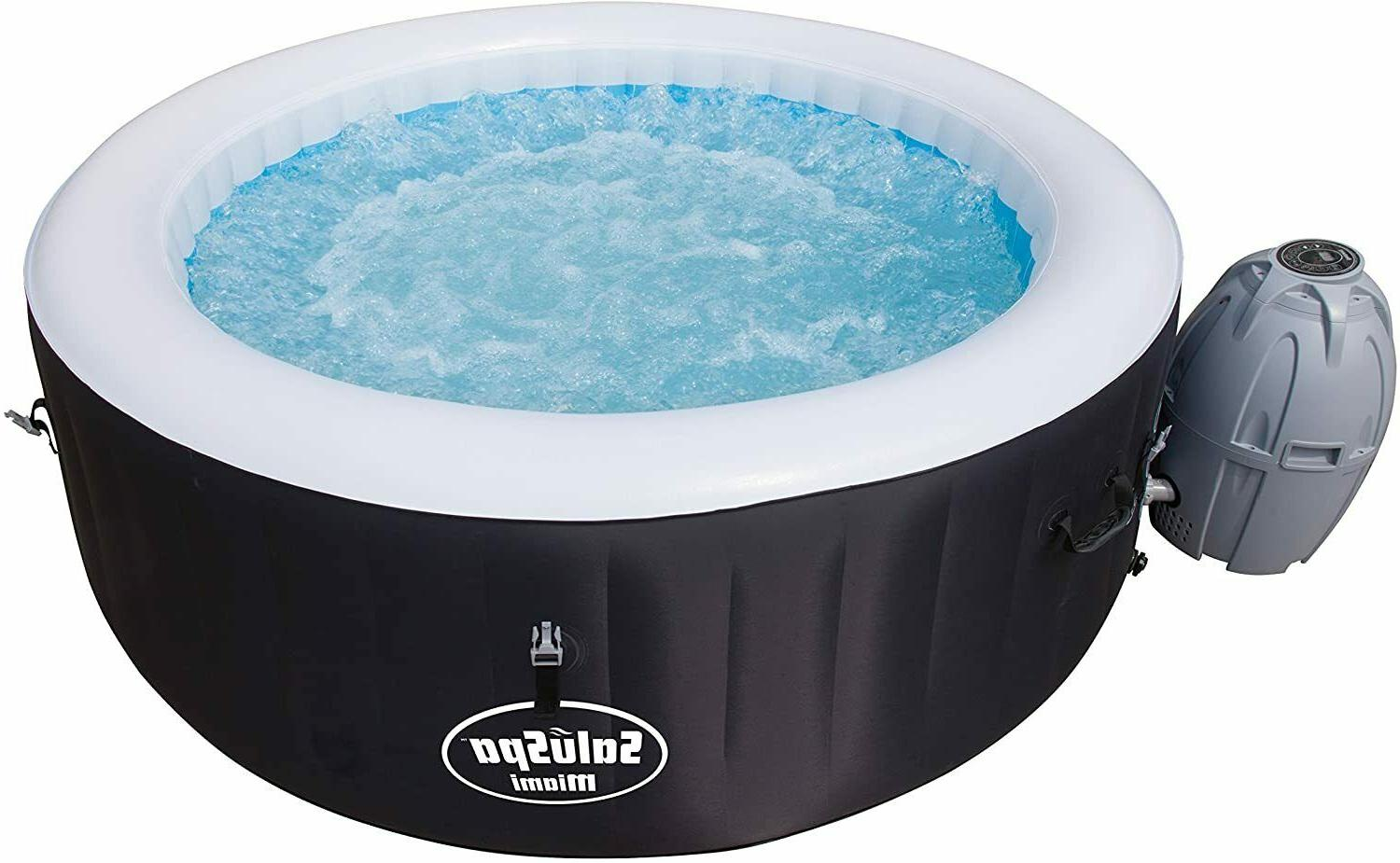 Bestway Miami Hot Tub 4-Person Spa NEW❗SEALED❗FAST❗
