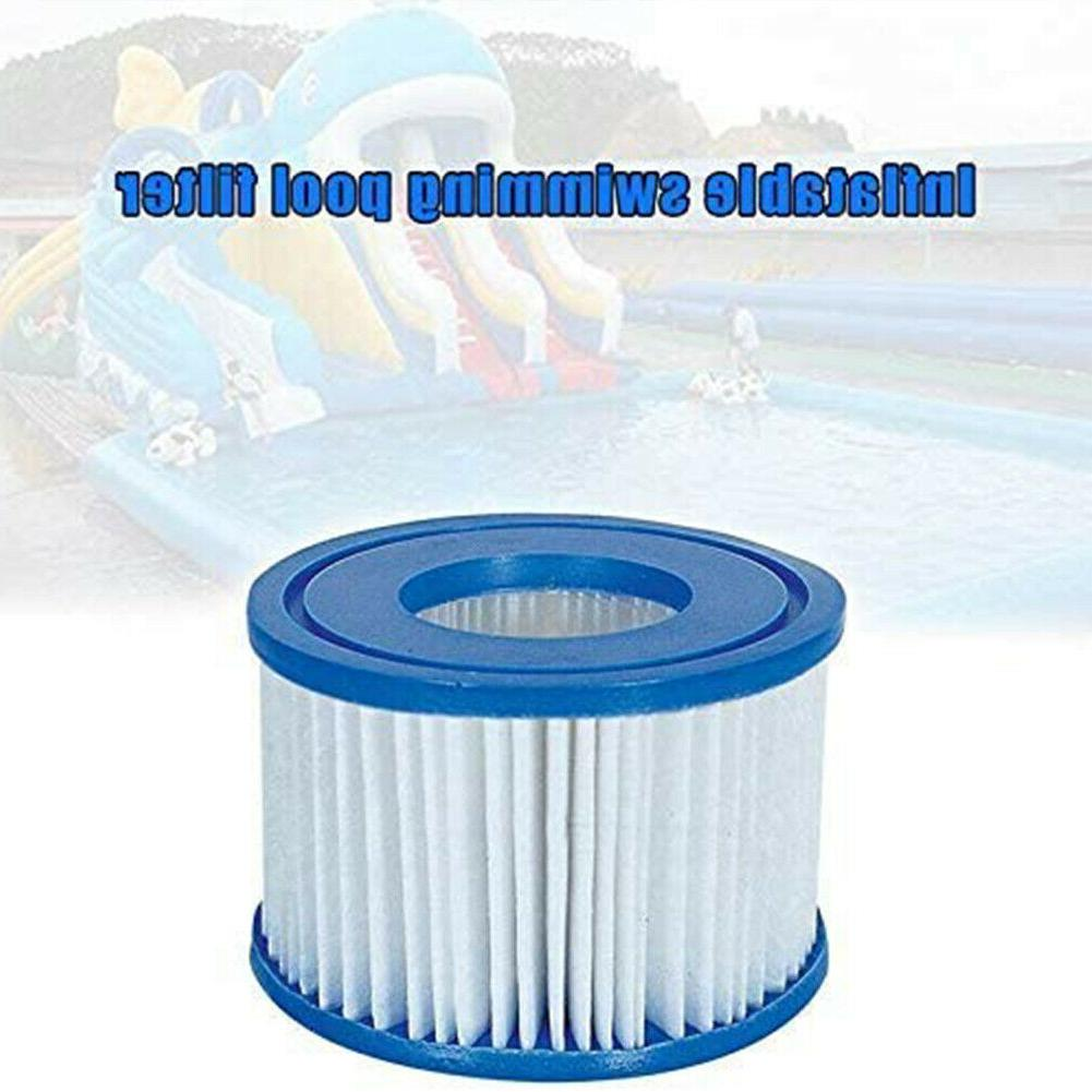 Inflatable Hot Swimming Pool Filter Cartridge Pump