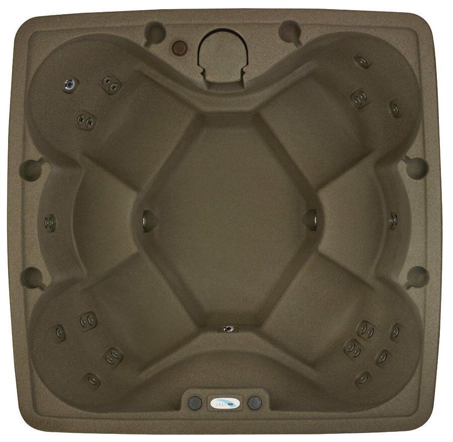 6 person hot tub 29 jets ozone